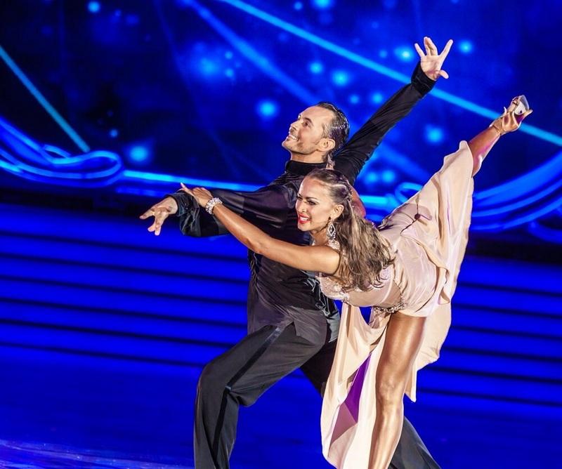 Slavik Kryklyvyy & Karina Smirnoff